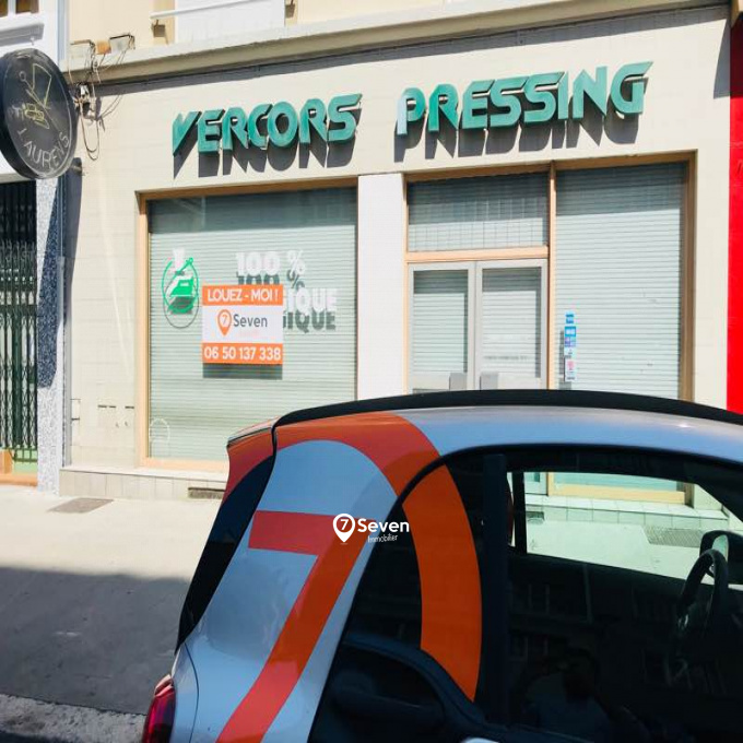 Location Immobilier Professionnel Local commercial Grenoble (38000)