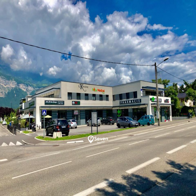 Location Immobilier Professionnel Local commercial Froges (38190)